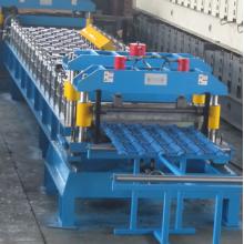 Telha de aço Telha metálica fazendo máquinas