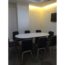 Moderne Bequeme Design Konferenzraum Besprechungstische und Stühle Möbel