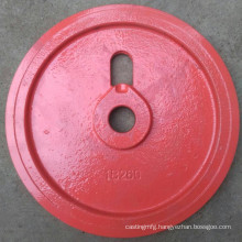 Sand Casting V Belt Pulley in China in Hebei Province, China