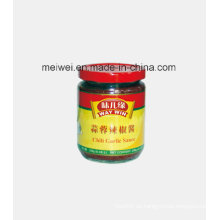 238g Knoblauch Chili Sauce in Glasflasche