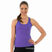 Hot tops for yoga wear, comfortable and supportive design