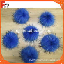 2016 Most Popular Fur Pom Pom Ball