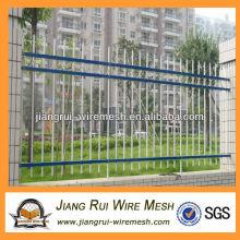 Декоративные ворота и металлические перила для резиденции или парка (Китай производитель)