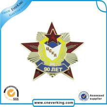 Made in China Paquistão Exército Cap LED Flashing Badge