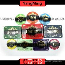 Chip Set Corvo de Alta Qualidade (760PCS) Ym-Scma003