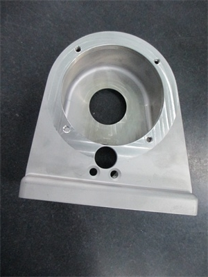 Machining Aluminum Parts with Customized Design1
