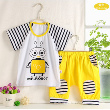 Summer Short-Sleeved Infant Apparel