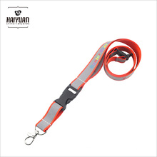Bright Color Reflect Light Neck Strap Used for Outwork