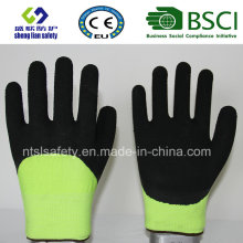 Foam Latex 3/4 Coated Safety Gloves