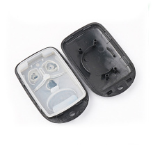 High quality injection molding auto remote control parts plastic control housing for car remote control case