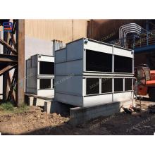 Torre refrigerando de capacidade refrigerando de Superdyma grande para refrigerar de óleo hidráulico