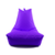 420D полиэфирной ткани ребенка фасоль стул высокой задней бобы мешок кресло