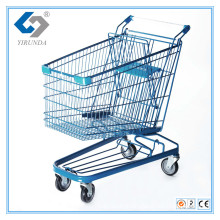 130L Shopping Carts with German Style