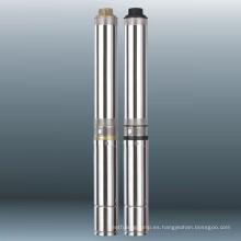 Bomba sumergible de pozo profundo de etapas múltiples con CE (Serie de cabeza de elevación más alta)