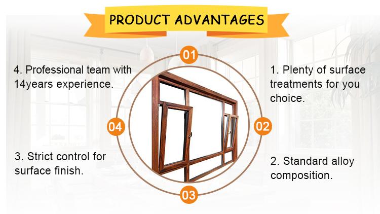 Aluminum Profile Product Advantages