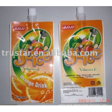Full Auto Filling & Capping Stand up Pouch Packing Machine