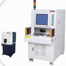 PP Kunststoff-Laser-Markiermaschine