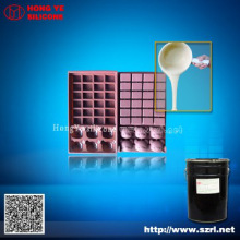 heart chocolate mould casting food grade liquid silicone