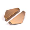 """HJY 2-1/2"""" (64mm) wrought iron door pull handles"""