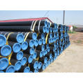 Hot galvanized ERW welded A252 grade steel pipe with best price
