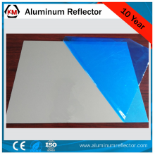 light panel reflector mirror finished sheet