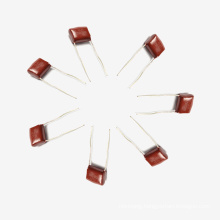 Topmay Tmcf03 104 K 250V Metallized Polyester Film Capacitors 0.22UF AC 250V for for Lighting