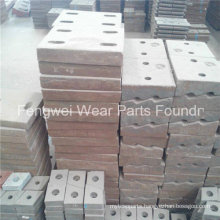 High Cr Wear Resisting Liner Plate