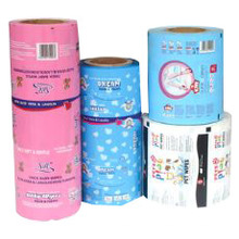 Cookie Film/Snack Packaging Film/Plastic Roll Film