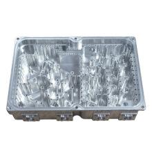 High precision aluminum die casting car battery cover