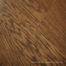 8mm German Techology Light Brown Classic Oak Hand-Scraped Finish Laminate Flooring
