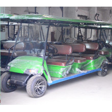 Fast Delivery for Electric Shuttle Bus Latest 4 wheels gas powered sightseeing car export to New Caledonia Manufacturers