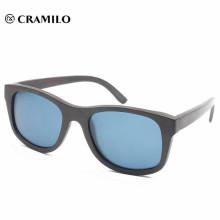 Las gafas de sol de bambú de madera al por mayor más populares hechas a mano
