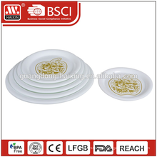 wholesale restaurant square dinner plates