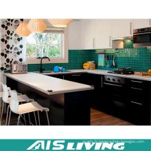 Meubles de meubles de cuisine de mélamine de galerie (AIS-K354)