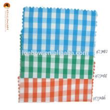 tela de algodon de algodón y nylon para camisa clásica