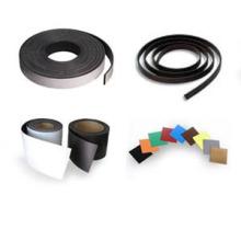 Flexible Plastic Magnet,plain Brown Magnetic Foil