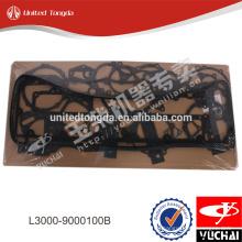 Yuchai yc6L kit de juntas de revisión L3000-9000100B