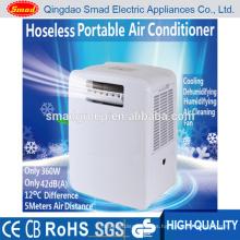 Mini acondicionador de aire portátil estupendo pequeño casero