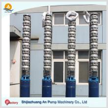 Mutistages Bomba sumergible de alta succión de alta presión