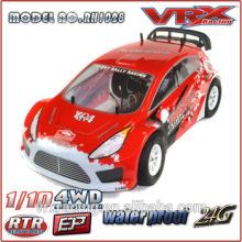 1 10 Scale 4WD off-Road Rally RC Elektroauto für Erwachsene