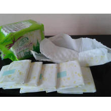 breathable PE back sheet women panty liner