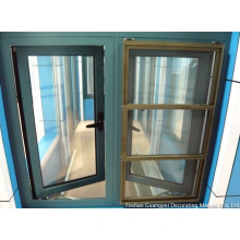 Casement Window with Window Screen