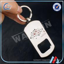 WANJUN GIFTS Funny Beer Bottle Opener Keychain