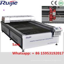 Meilleur prix et machine de découpe laser CNC CO2 professionnelle en métal non métallique