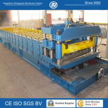 Metall-Dachziegel-Umformmaschine