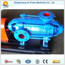 Bomba portátil de agua de alta presión de múltiples etapas