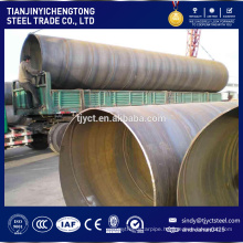 SSAW spiral pipe for gas pipeline