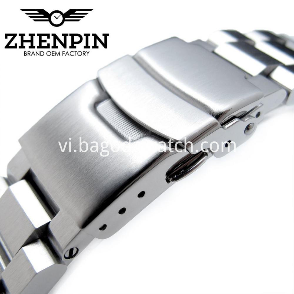 21 5mm 316l Stainless Steel Band