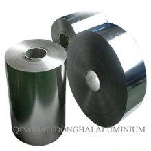 Aluminiumfolienspule
