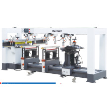 Four-Lining Multi Axle Wood Boring and Drilling Machine